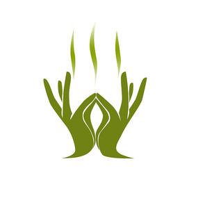 香文化logo设计图片