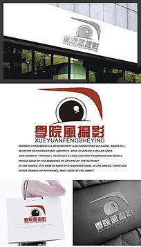 学院风摄影公司LOGO设计