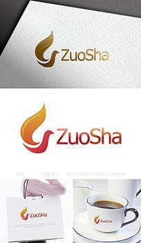 佐莎服装公司LOGO设计