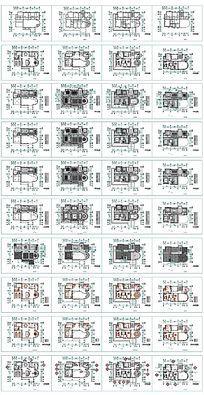 别墅CAD施工图