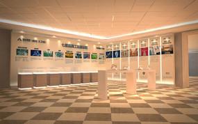 融信集团工法生活馆展示3d模型下载