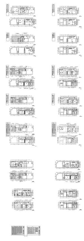 室内装饰平面系统图