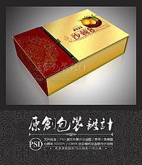 沙棘胶囊礼盒包装设计