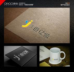 JY字母logo地产