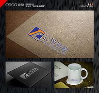 电子通讯物流logoTC字母logo