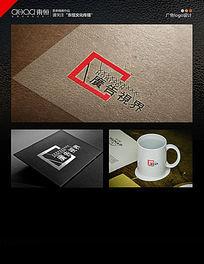 广告公司logo设计现代简约