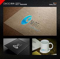 机械设备文化浅色logo