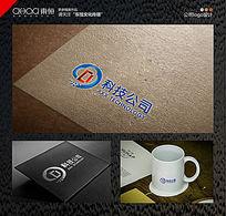 网络科技公司标志logo