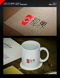 眼睛logo设计 CDR