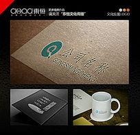 影像logo简洁小清新