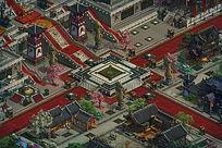 游戏场景洛阳城