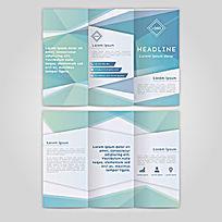 宣传单三折页设计
