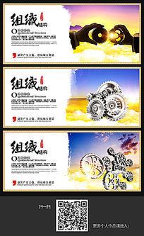 中国风企业文化之组织架构背景