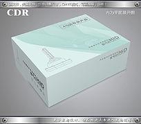 简约HID汽车灯包装设计飞机盒