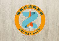 创意指南针教育logo