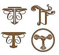 字母T大气logo
