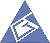 三角形含G标志logo