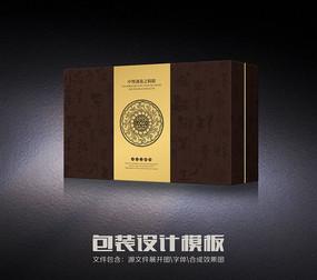 中国古典传统养生包装