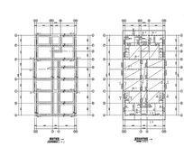 基础施工厕所CAD