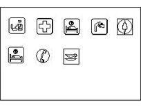 8款公共标识CAD