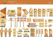 动物园导视牌设计