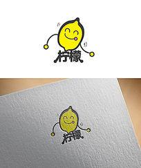 可爱柠檬柠檬LOGO AI