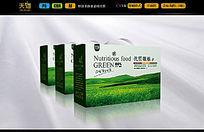 绿色食品杂粮包装设计