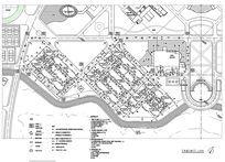 建筑规划总平面图 dwg