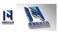 简洁长达科技公司logo