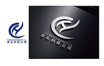 时尚崇弘科技公司logo