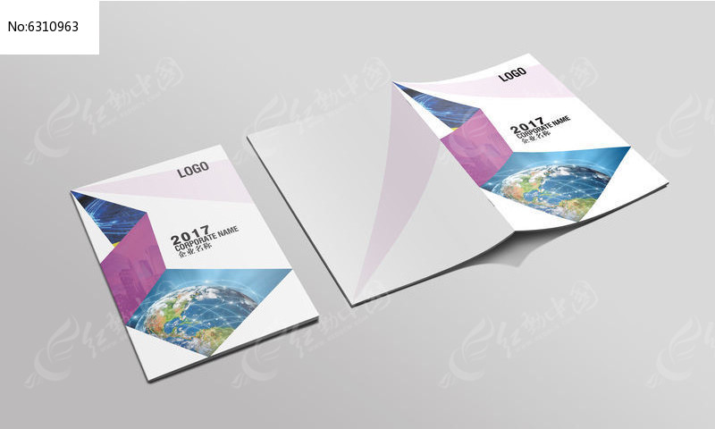 科技创新画册封面psd素材下载_封面设计图片图片