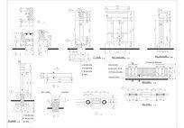 欧式围墙CAD dwg