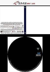光盘包装标识CD封套设计