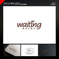 蛋糕店logo设计等待logo设计
