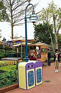 公园卡通装饰景观灯