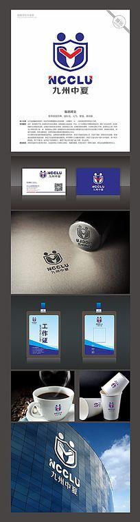 法律服务行业企业标志设计