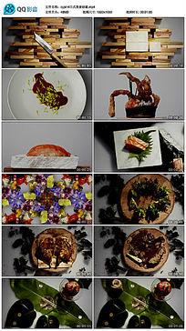 日式美食创意视频素材