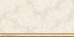 淡黄晶透玉石原图
