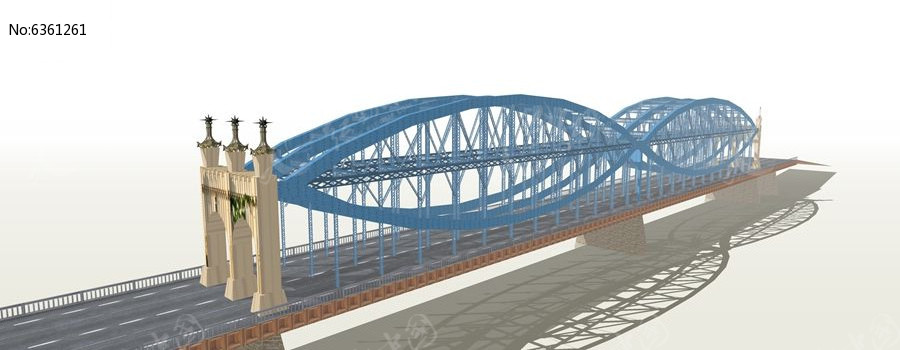 12v架桥电路图