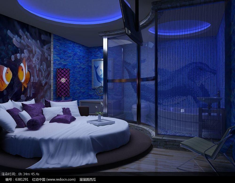 情趣酒店3dm素材下载_室内装修设计图片