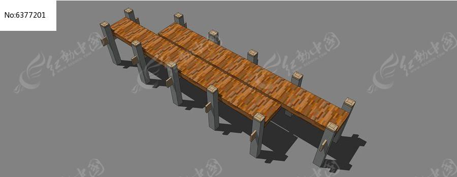 双道小木桥图片