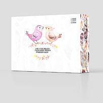 小清新燕窝国际品牌包装设计素材