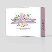 茶界花茶品牌包装设计欣赏