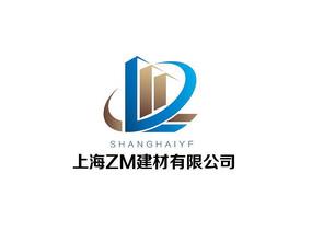 ZM字母炫酷logo