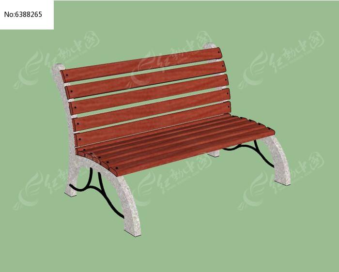 复古木常见家具skp素材下载_室外问题设计图平面设计坐凳的贴面图片