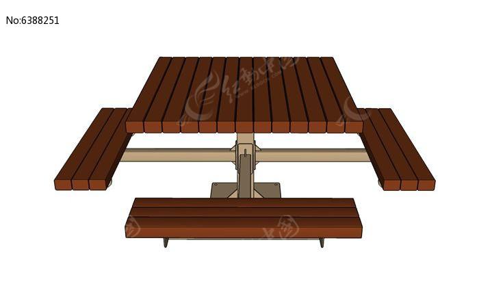 木石室贴面家具skp素材下载_室外桌椅设计图成都手模型内v石室图片
