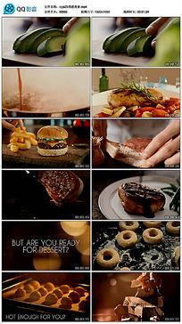 诱惑美食特写视频