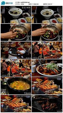 韩国美食鉴赏视频 mp4