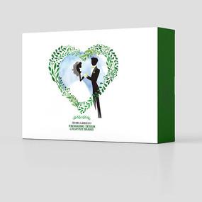 婚庆婚礼婚纱结婚礼品包装设计