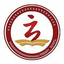 学校logo校标效果图